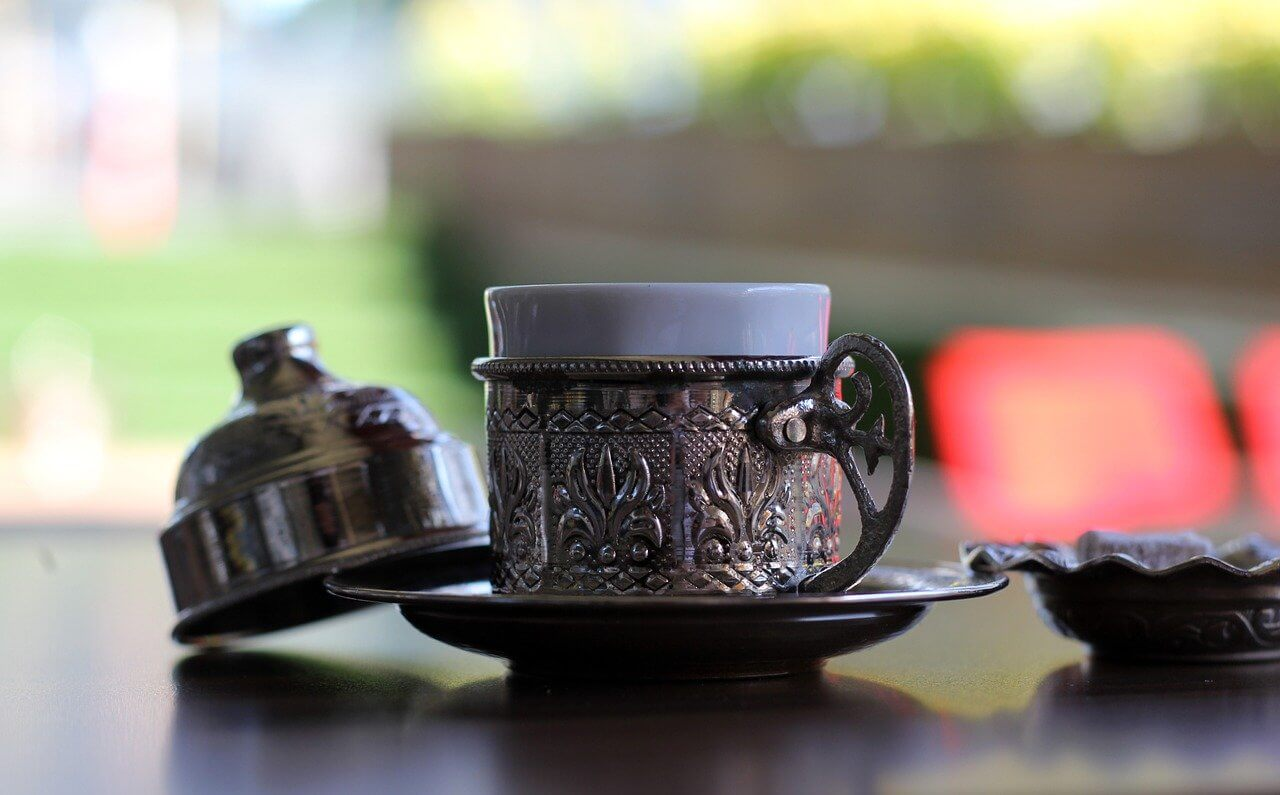 short history of Turkish coffee