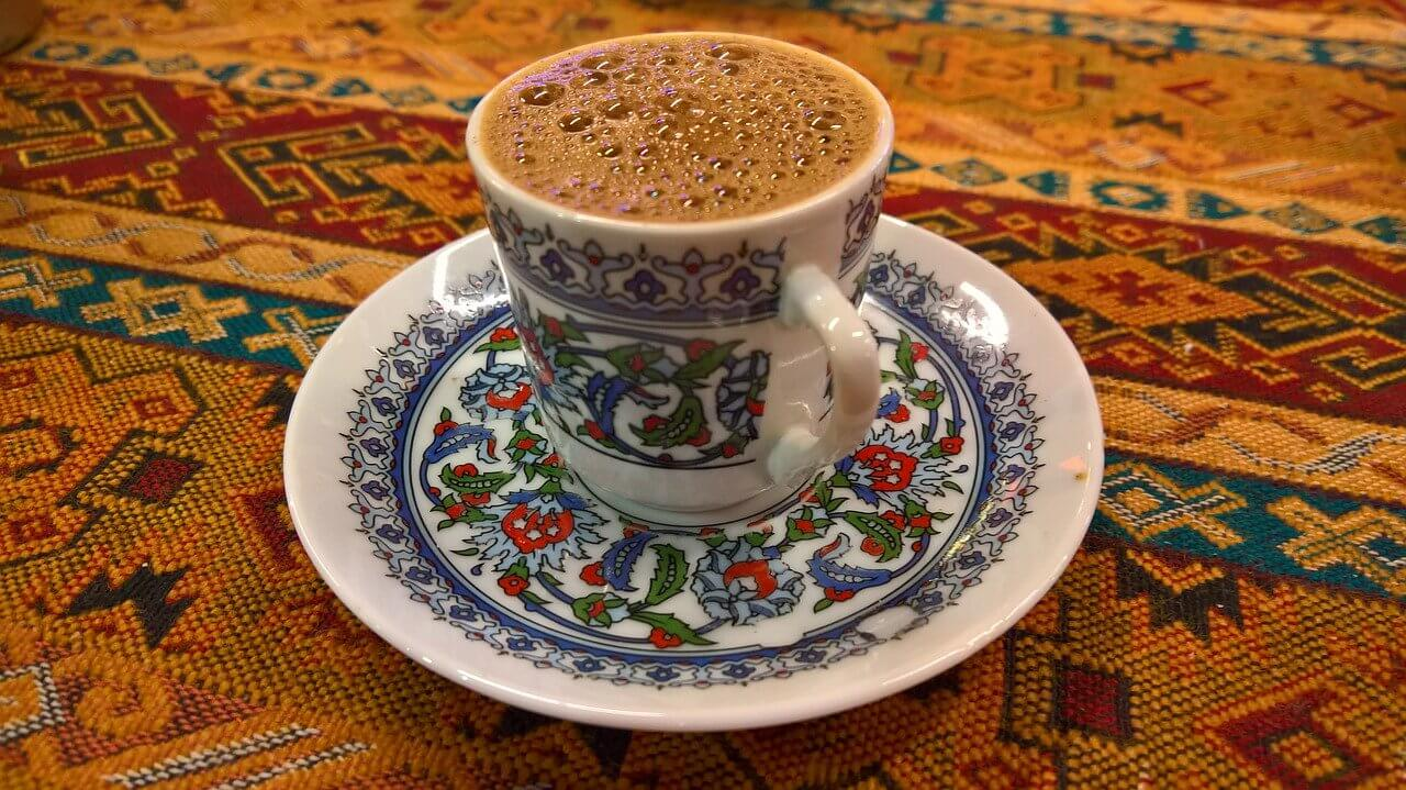 What is Turkish coffee