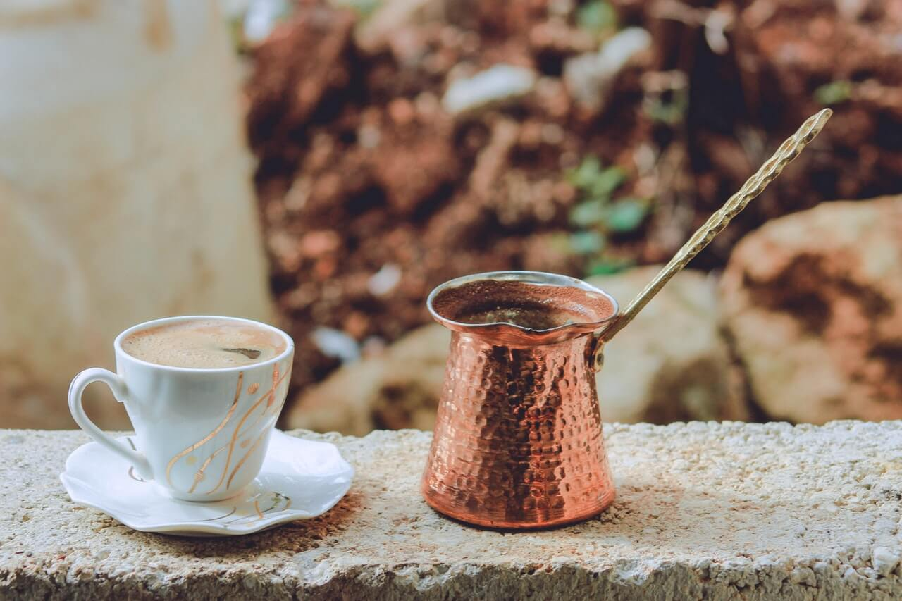 what makes Turkish coffee different
