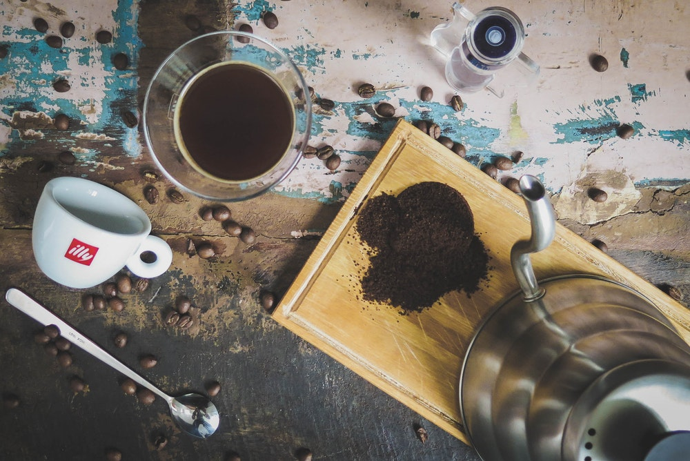 how to grind coffee beans for cold brew
