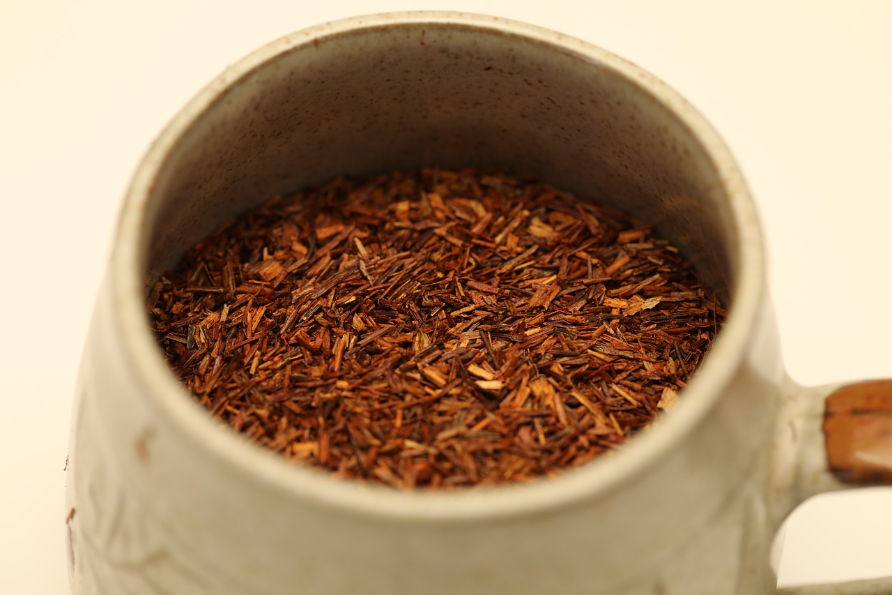 How to make Rooibos tea