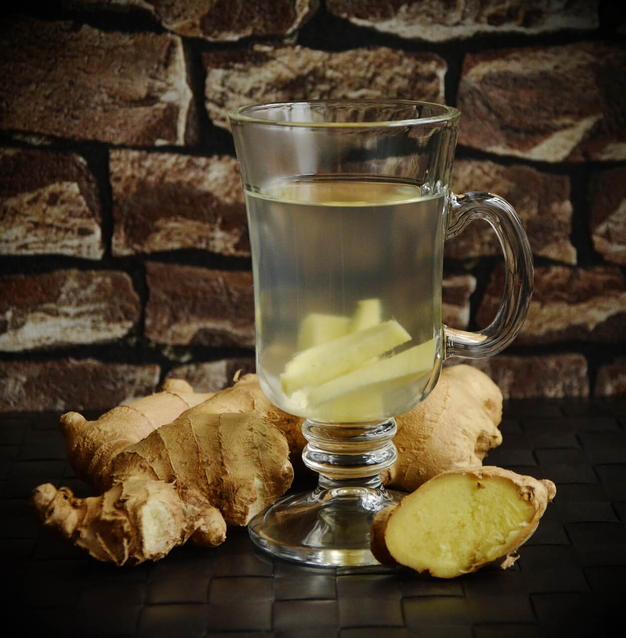 How to make ginger tea