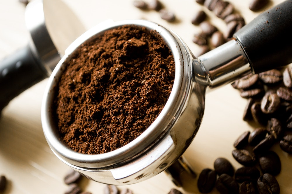 how to dispose of coffee grounds from a french press